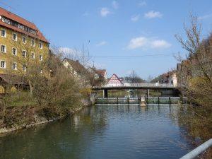 Wiesentbrücke in Waischenfeld