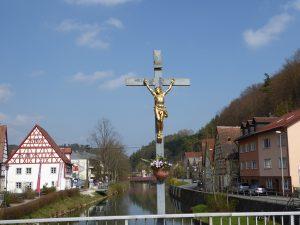 Feldkreuz Wiesentbrücke