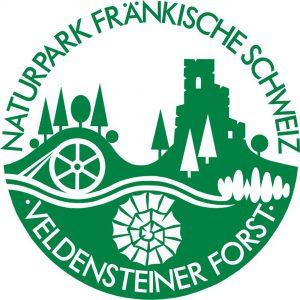 © Naturpark Fränkische Schweiz – Frankenjura Logo als Symbol für nachhaltigen Schutz der Landschaft