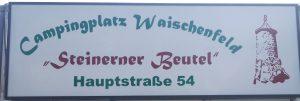 Steinerner Beutel