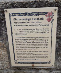 Elisabeth Weg Pottenstein