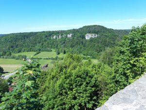 Blick Naturfreundehaus