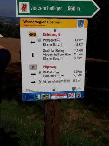 Wanderwege Staffelberg