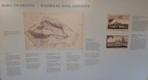 Burganlage Zwernitz