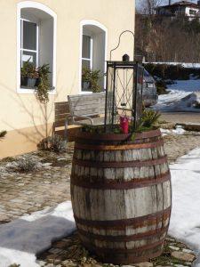 ... in der Ortsmitte von Hiltpoltstein