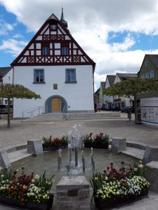 Platz vor dem Alten Rathaus