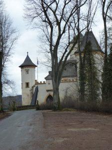 Schlosstor Greifenstein
