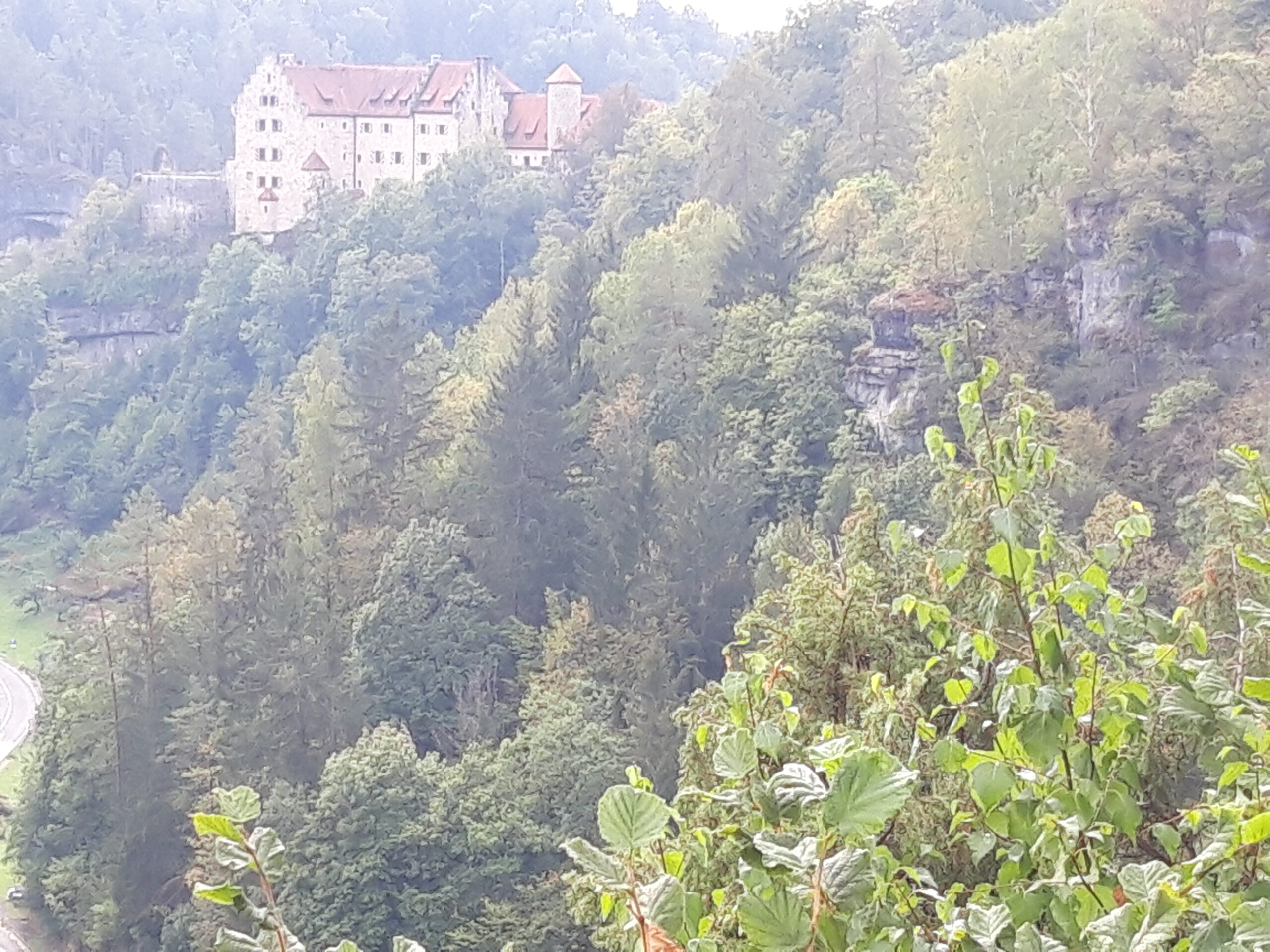 Promenadenweg Burg Rabenstein